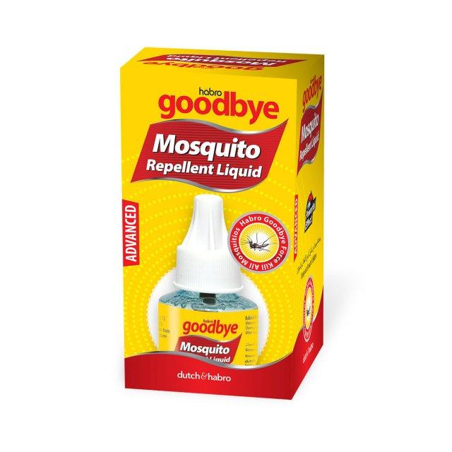 Goodbye Mosquito Liquid 45ml