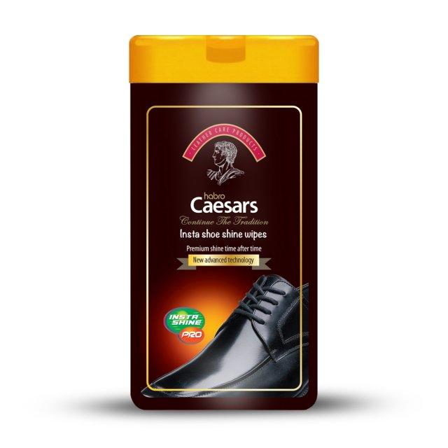 Habro Caesars Insta Shoe Wipes